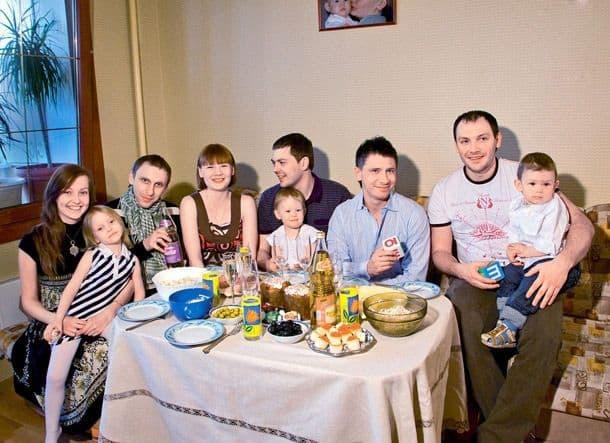 Семья и дети Тимура Батрутдинова фото