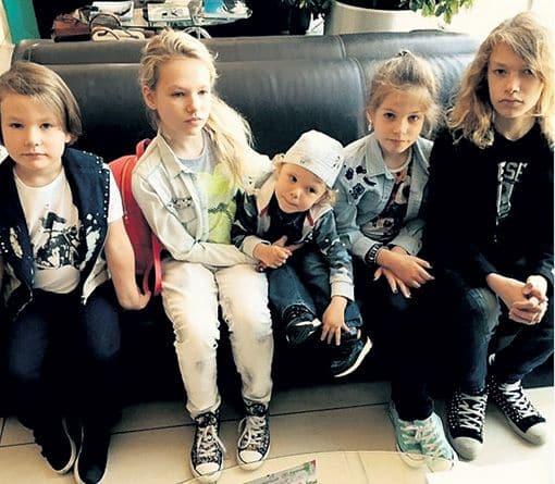 Семья и дети Владимира Соловьева фото