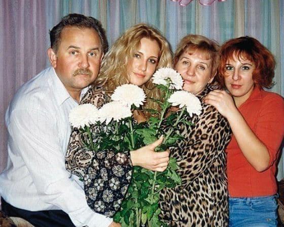 Семья и дети Юлии Ковальчук фото
