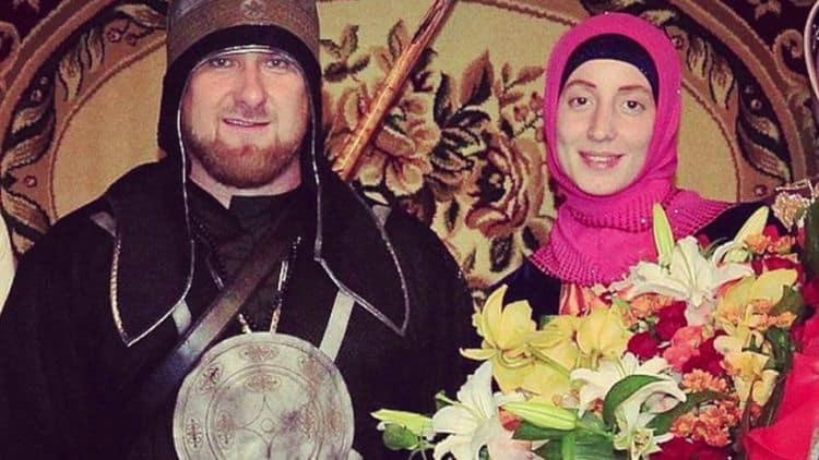 Свадьба Рамзана Кадырова фото