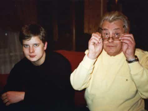 Сын Алана Чумака – Дмитрий Чумак фото