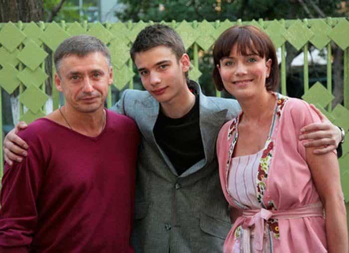 Сын Екатерины Семёновой – Никита Табаков фото