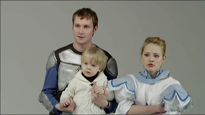 Сын Николая Наумова – Александр фото