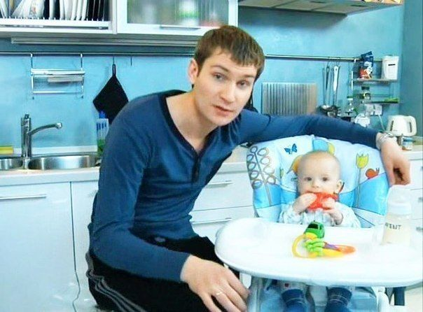 Сын Николая Наумова – Сергей фото