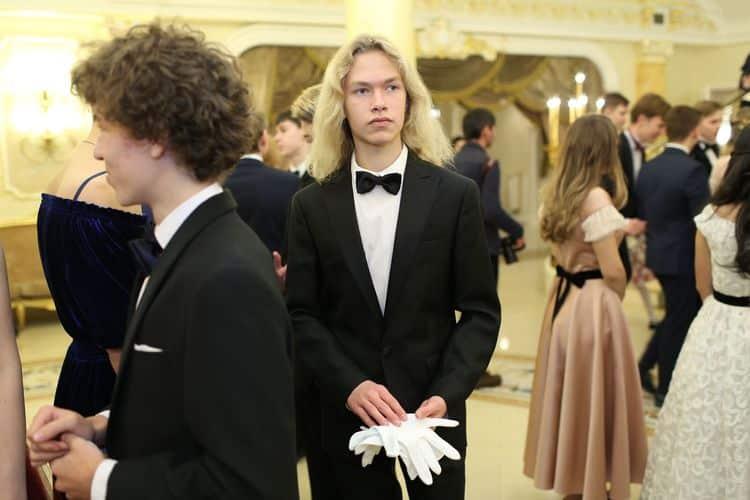 Сын Владимира Соловьева – Даниил Соловьев фото