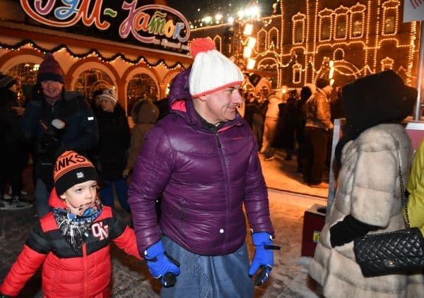 Сыновья Николая Фоменко – Иван и Василий фото