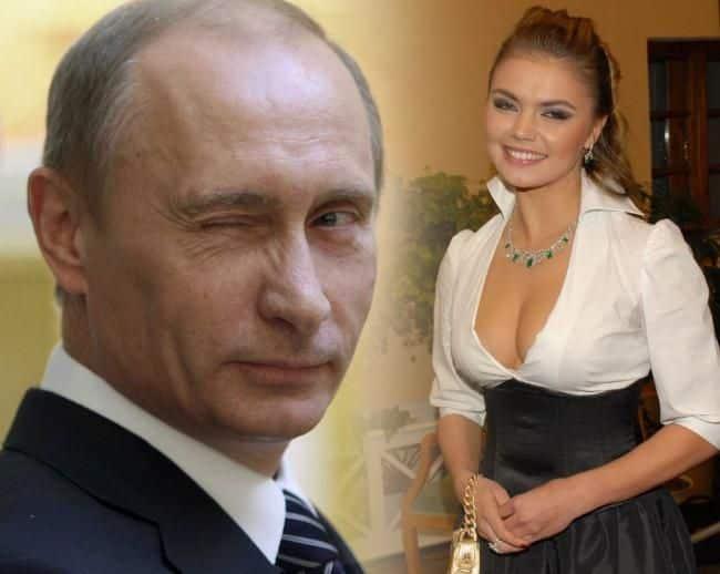 Путин и Кабаева на отдыхе уединяются на частной вилле