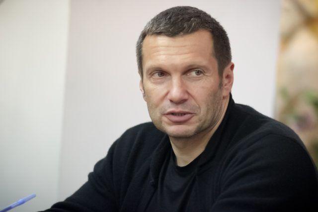 Владимир Соловьев: биография, личная жизнь, семья, жена, дети — фото