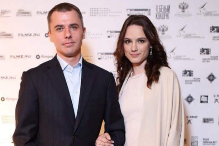 Жена Игоря Петренко – Кристина Бродская фото