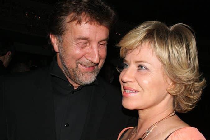 Жена Леонида Ярмольника – Оксана Ярмольник фото