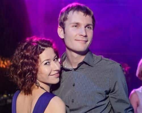 Жена Николая Наумова – Альбина Наумова фото