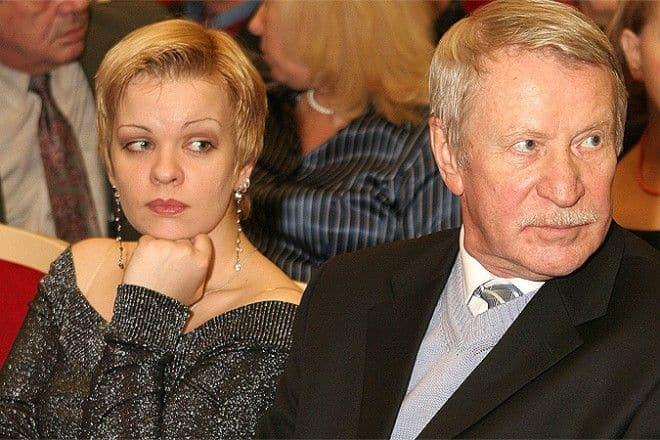 Бывшая жена Ивана Краско – Наталья Вяль фото