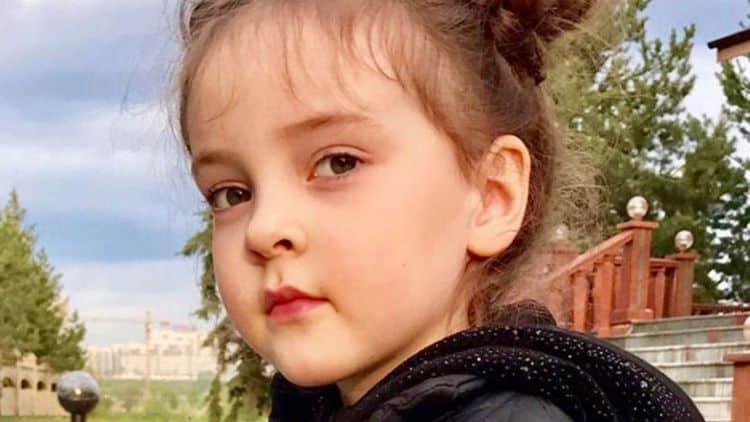 Дочь Филиппа Киркорова – Алла-Виктория Киркорова фото