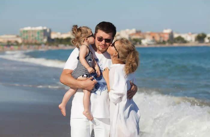 Семья и дети Гарика Харламова фото