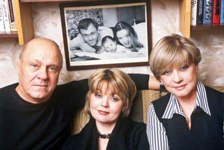 Семья и дети Веры Алентовой фото