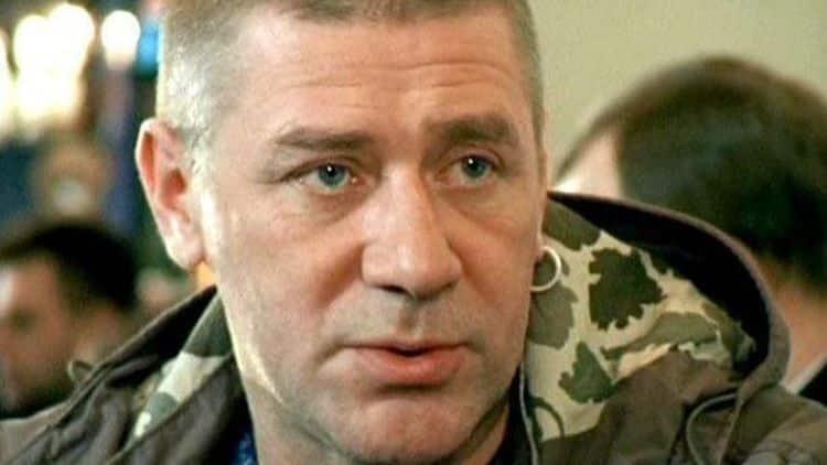 Сын Ивана Краско – Андрей Краско фото