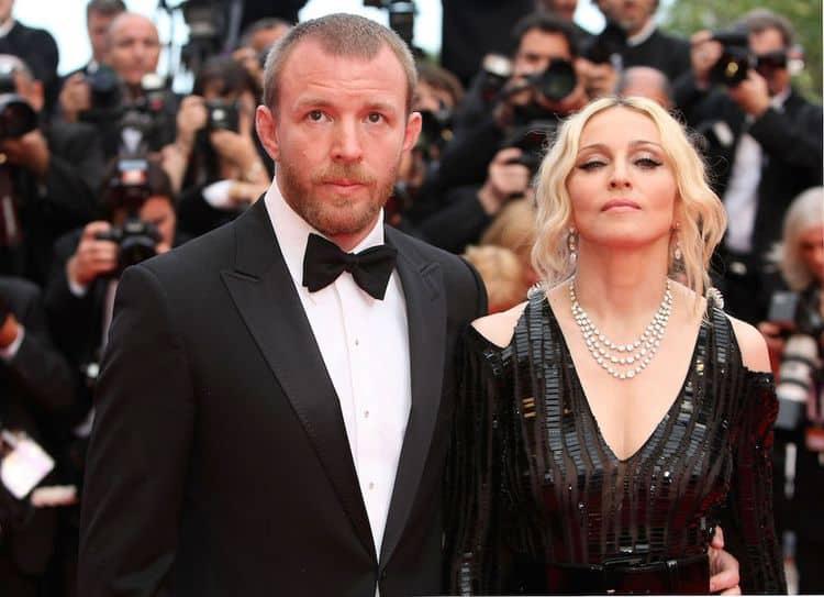 Бывший муж Мадонны – Гай Риччи фото