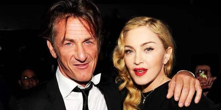 Бывший муж Мадонны – Шон Пенн фото