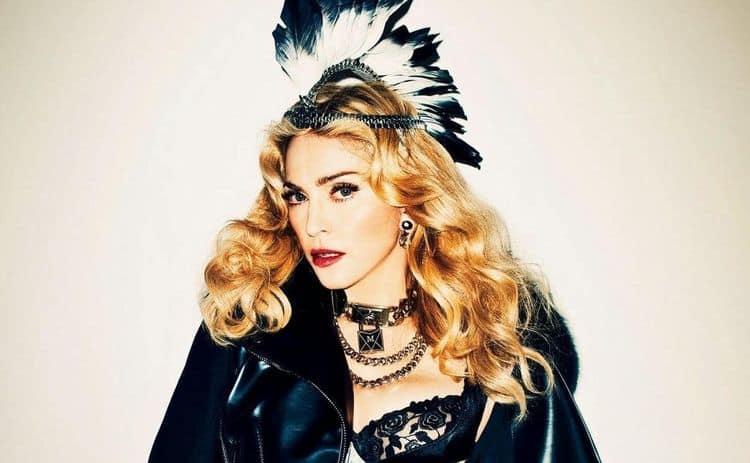 Рост, вес, возраст. Сколько лет Мадонне фото