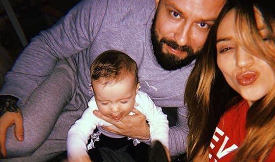 Семья и дети Игоря Бурнышева фото