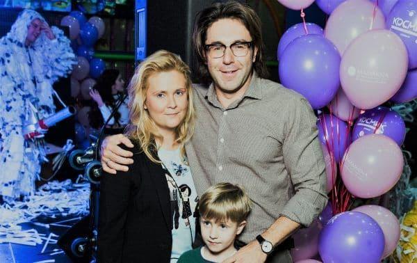 Семья и дети Натальи Шкулёвой фото