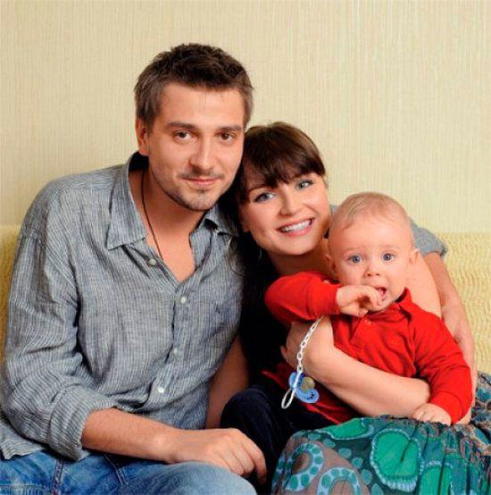 Семья и дети Петра Кислова фото