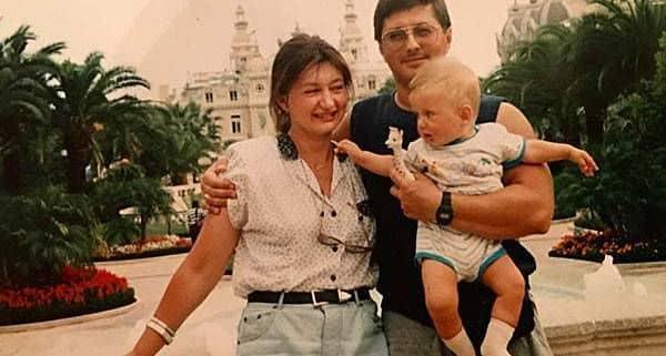 Сын врача Александра Мясникова – Леонид фото