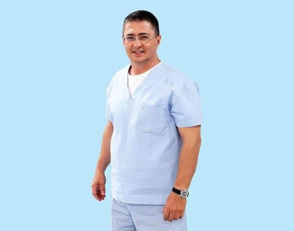 Википедия врача Александра Мясникова фото