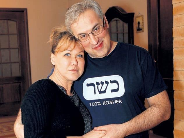 Жена Андрея Норкина – Юлия Норкина фото
