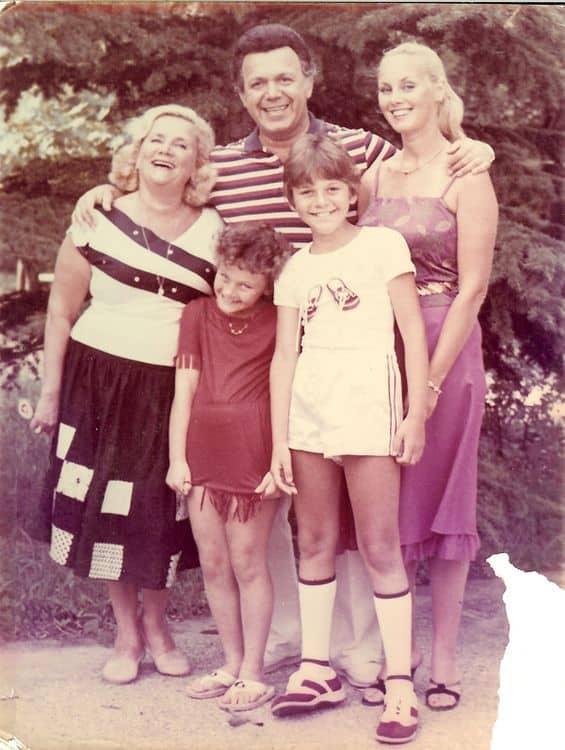 Семья и дети Иосифа Кобзона