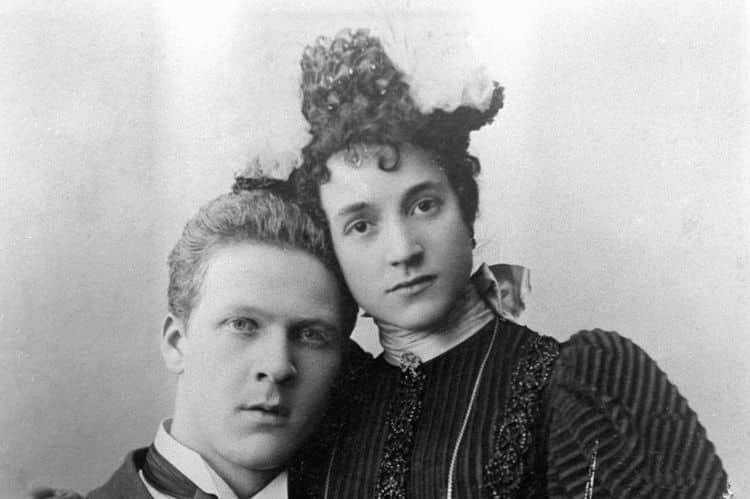 Бывшая Жена Федора Шаляпина — Иола Ле-Прести фото