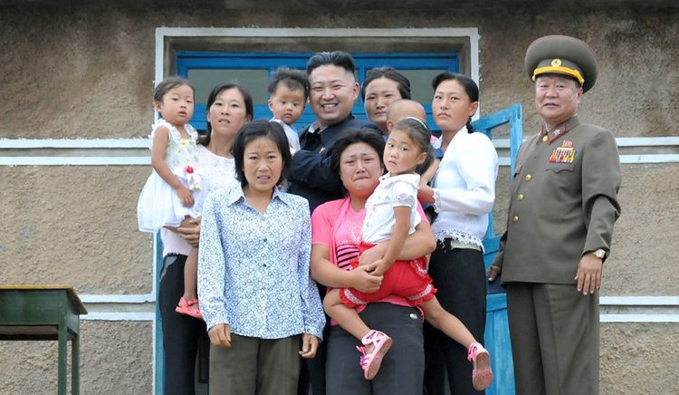 Дети Ким Чен Ына фото