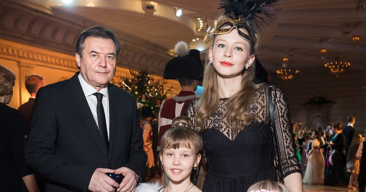 Дочь Алексея Учителя - Анна фото