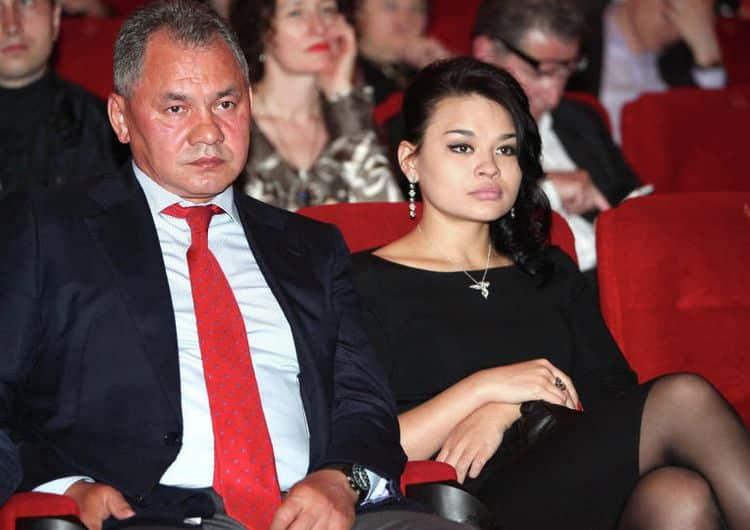 Дочь Сергея Шойгу – Ксения Шойгу фото