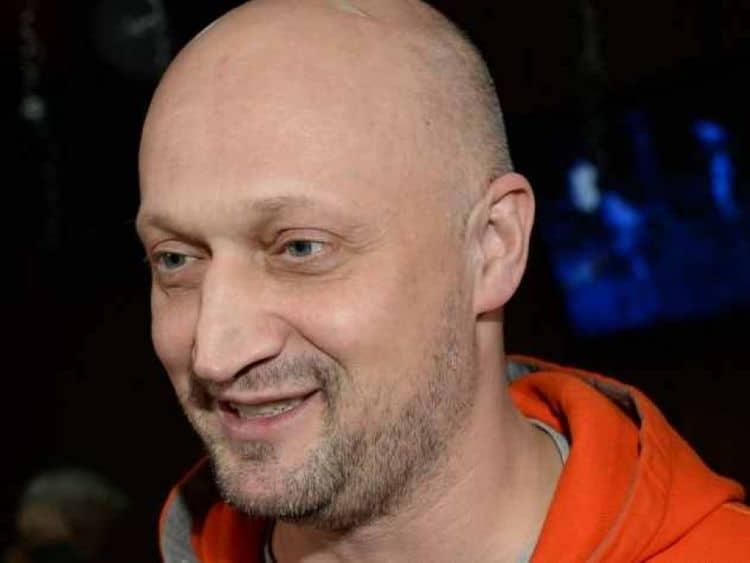 Рост, вес, возраст. Сколько лет Гоше Куценко фото