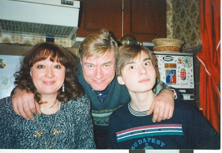 Семья и дети Бориса Щербакова фото