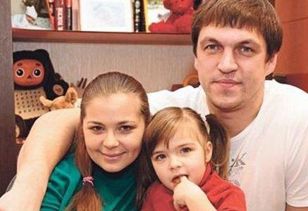 Семья и дети Дмитрия Орлова фото
