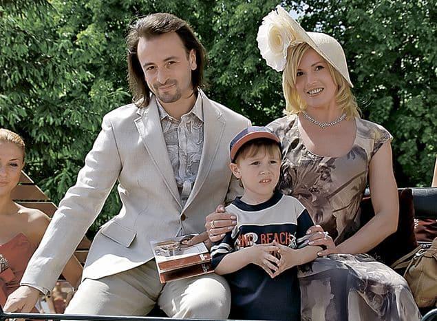 Семья и дети Ильи Авербуха фото