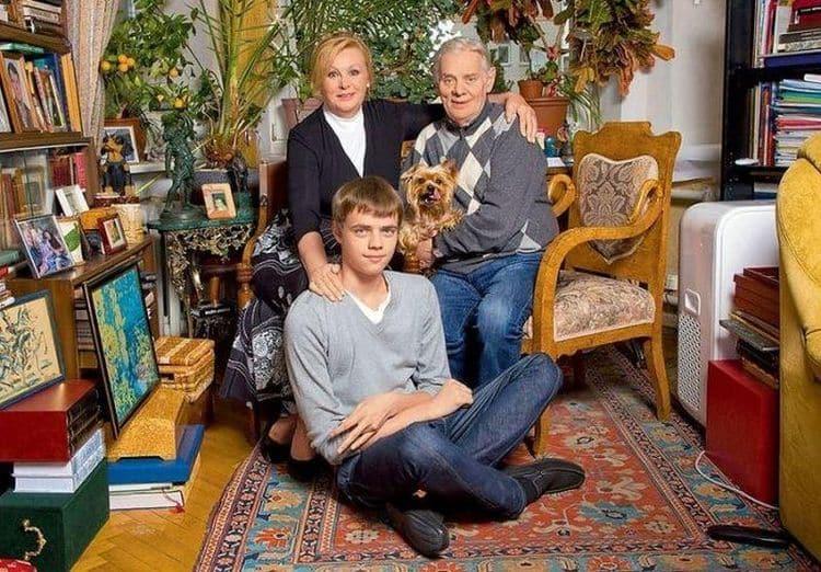 Семья и дети Натальи Селезнёвой фото