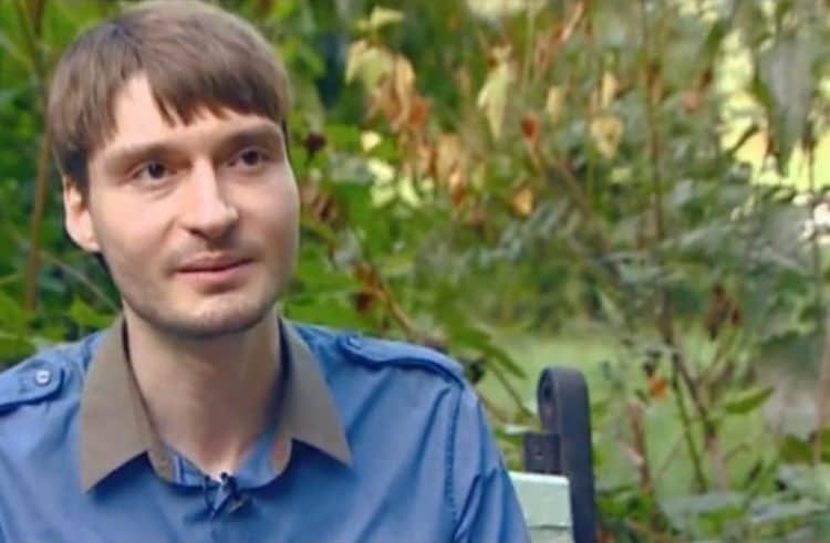 Сын Бориса Щербакова – Василий фото