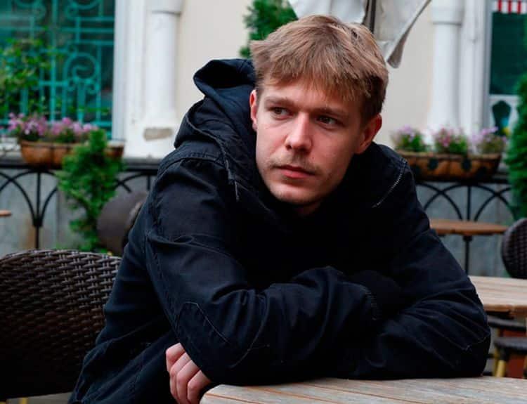 Сын Михаила Ефремова – Никита Ефремов фото