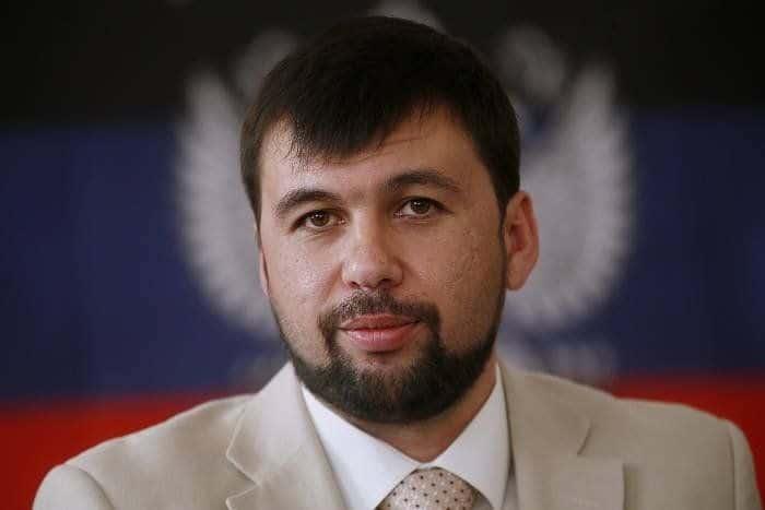 Википедия Дениса Пушилина фото