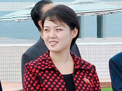 Жена Ким Чен Ына – Ли Соль Чжу фото