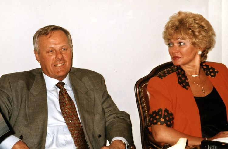 Муж Людмилы Нарусовой – Анатолий Александрович Собчак фото