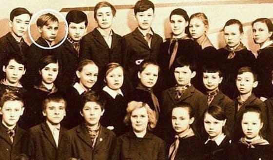 Был ли Путин паинькой в школе?