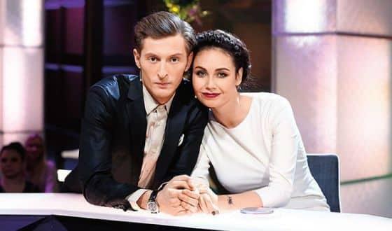 Паша Воля и его жена
