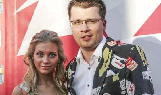 Гарик Харламов и его жена