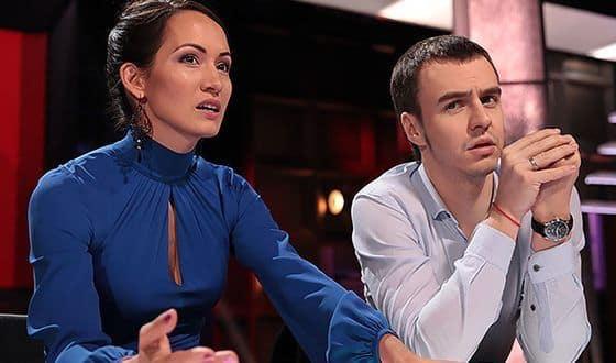 Иван Абрамов и его жена