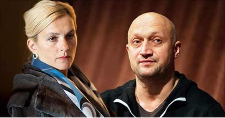 Бывший гражданский муж – Гоша Куценко фото