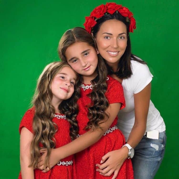 Правда о детях певицы Алсу - фото особеного ребенка